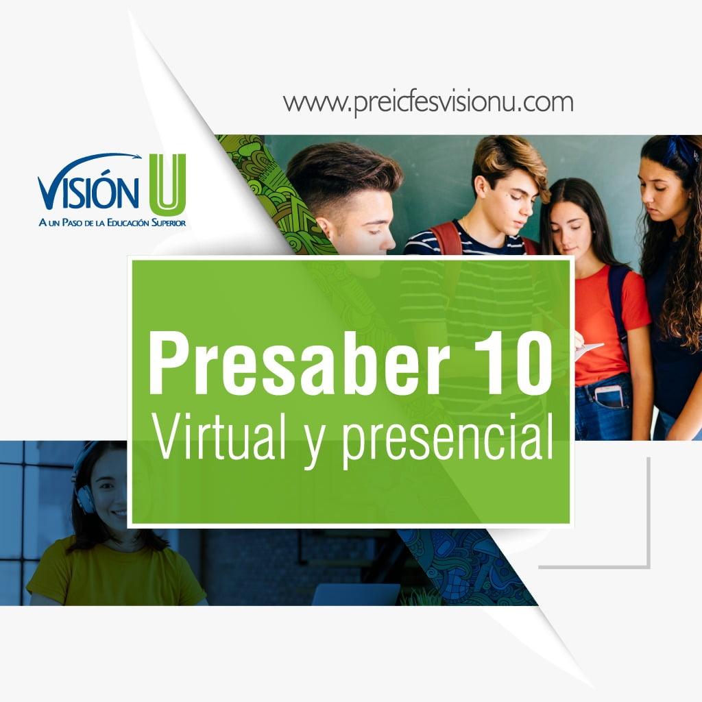 Presaber 10 - Virtual y presencial