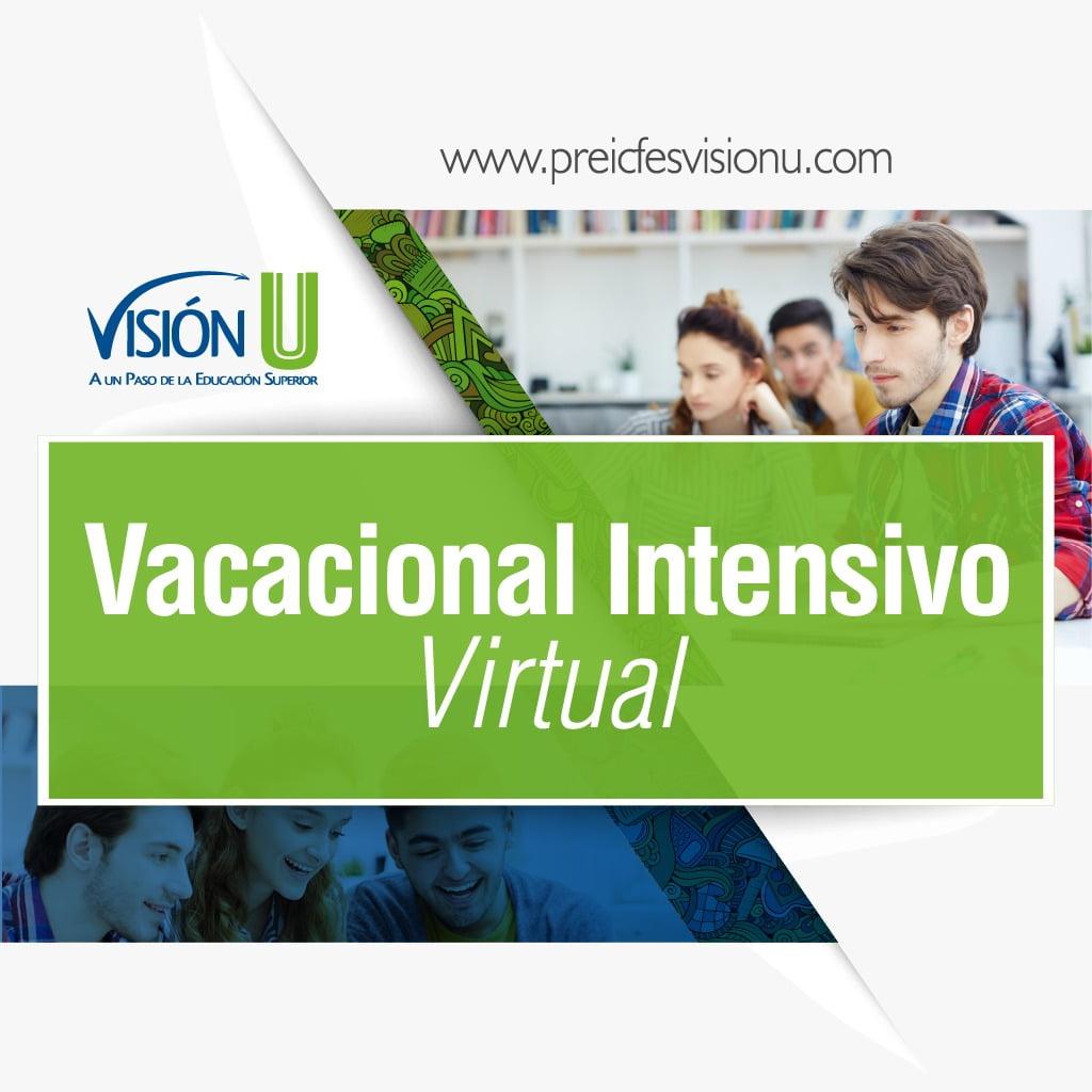 Vacacional Intensivo Virtual